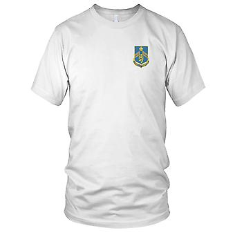 Amerikanske hær - 106th infanteriregiment broderet Patch - Herre T-shirt