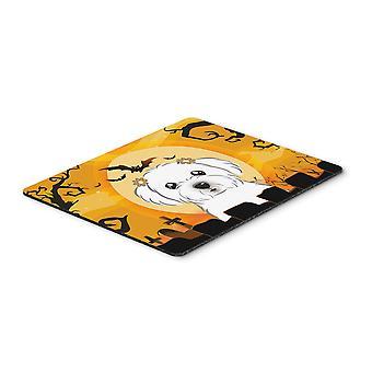 キャロラインズ宝物 BB1766MP ハロウィン マルタ マウス パッド、熱パッドや五徳