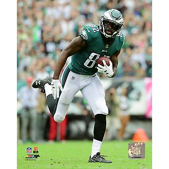 Torrey Smith 2017 Action Photo Print