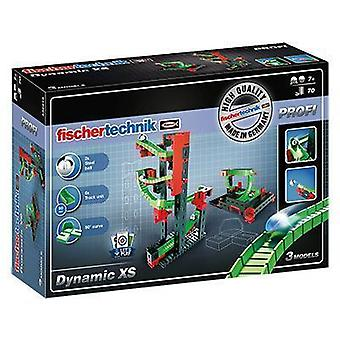 Fischertechnik Profi dynamic XS marble run (Toys , Robotics And Technics , Pro)