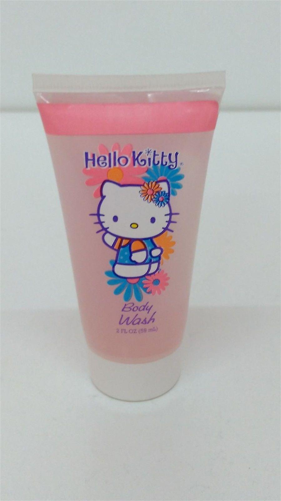 Joblot of 33 Hello Kitty Body Wash Travel Size 33x59ml Carboot Market