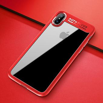 Original ROCK bumper case for Apple iPhone X 10 pouch cover case red new
