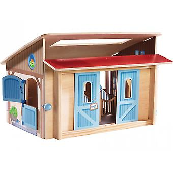 Haba-Little Friends-Horse Stable