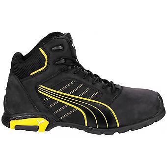 3dec508c557838 Sale Puma Safety Amsterdam Mid Mens Safety Boots