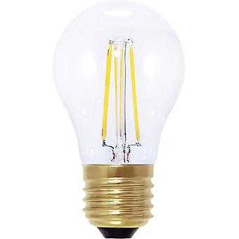 LED E27 Arbitrary 3.5 W = 20 W Warm white (Ø x L) 47 mm x 88 mm EEC: A+ Segula Filament, dimmable 1 pc(s)