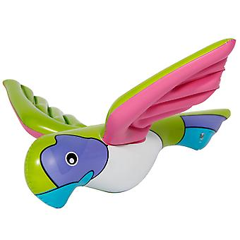 Inflatable Parrot pastel summer approximately 60cm