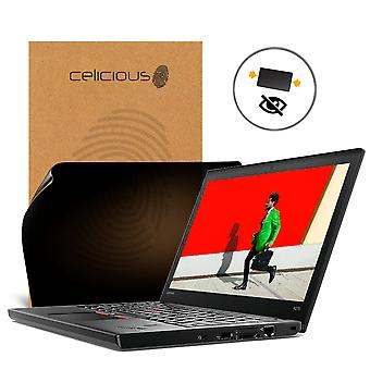 Celicious Privacy Lenovo ThinkPad A275 (Touch) 2-Way Visual Black Out Screen Protector