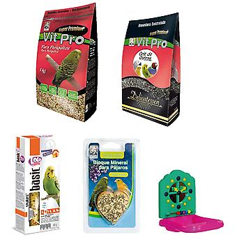 Ica Kit Jaula Isa (Birds , Cages and aviaries , Cages)
