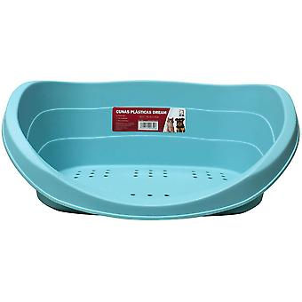 Ica Plastic L Fashion Bed (Dogs , Bedding , Beds)