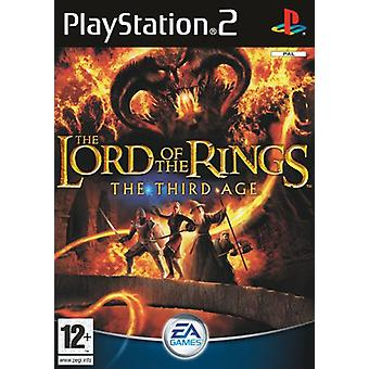 Lord of the Rings The Third Age (PS2)