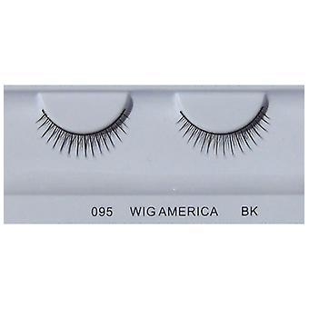 Wig America Premium False Eyelashes wig559, 5 Pairs