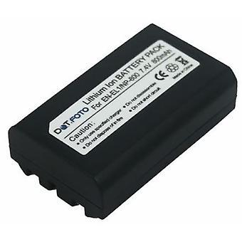Dot.Foto Minolta NP-800 Replacement Battery - 7.4v / 800mAh