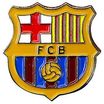FC Barcelona Metall / Emaille Pin Badge