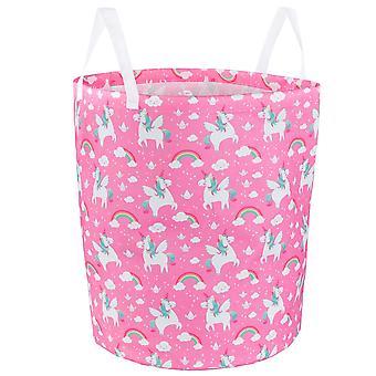 Sass & Belle Rainbow Unicorn Storage Bag