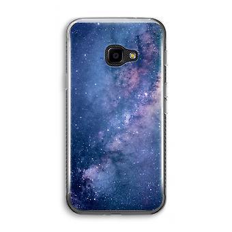 Samsung Galaxy XCover 4 Transparent Case (Soft) - Nebula
