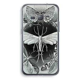 Samsung Galaxy J1 (2016) Transparent Case (Soft) - Haeckel Tineida