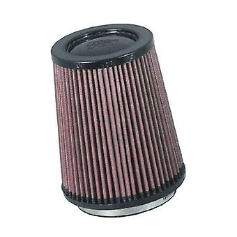 K&N RP-5167 Universal Clamp-On Air Filter: Round Tapered; 4.25 in (108 mm) Flange ID; 6.75 in (171 mm) Height; 5.875 in