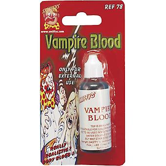 Blood of the vampire blood Halloween art blood bottle 28 ml