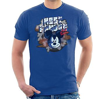 Disney Mickey Mouse Band Most Famous Not Basic Men's T-Shirt