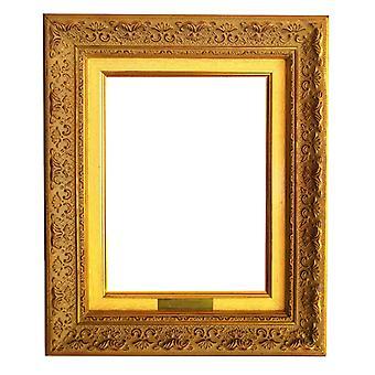 21 x 27 cm u 8 x 10 pulgadas marco de foto en oro