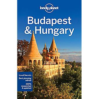 Lonely Planet Budapest & Ungern Lonely Planet - 9781786575425 bok