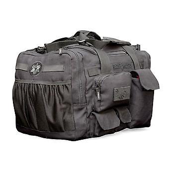 Datsusara  Hemp Core Bag Black