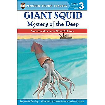 Giant Squid (All Aboard Reading)