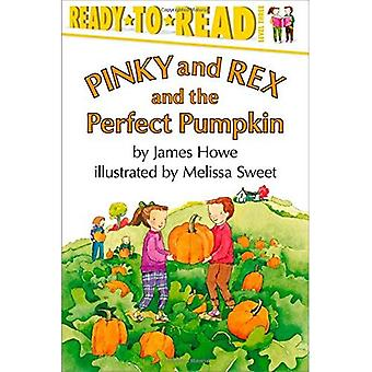 Pinky Rex and the Perfect Pumpkin Paperback (Pinky and Rex (Aladdin Paperback))