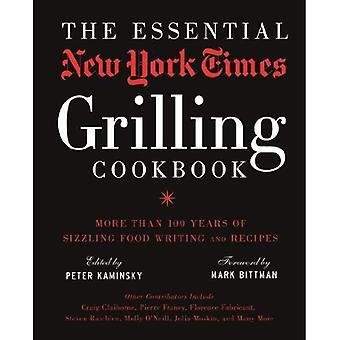 Väsentliga New York Times grillning kokbok