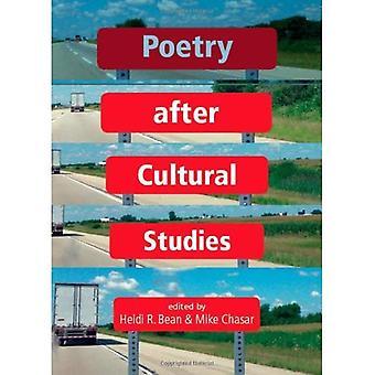 Poesi efter kulturella studier