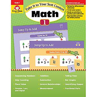 Ta den till din Seat Centers matematik, årskurs 1