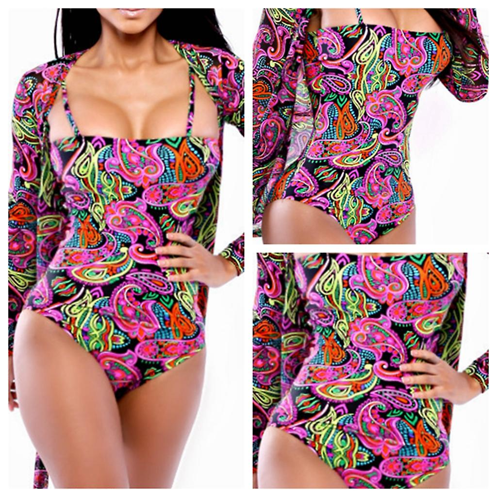 Waooh - Swimsuit colorful designs Macs