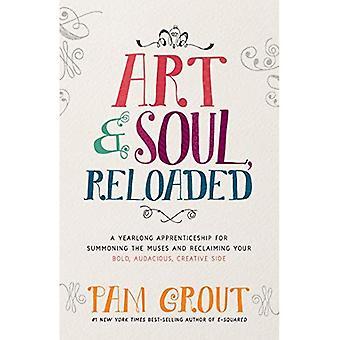 Konst & själ, Reloaded: En årslång lärlingstid för tillkalla musorna och återerövra din fet, Audacious, kreativa sida