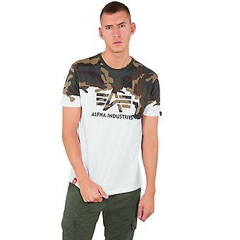 Alpha industries men's T-Shirt lost Camo