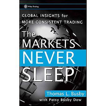 الأسواق ابدأ النوم رؤى عالمية لتجارة أكثر اتساقا ب Busby & توماس ل.