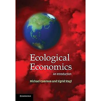 Ecological Economics An Introduction by Stagl & Sigrid