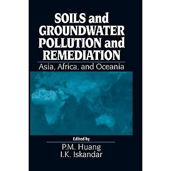 Soils and Groundwater Pollution Remediation by Huang & P. M.
