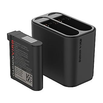 Garmin double batterie chargeur f/VIRB® Ultra