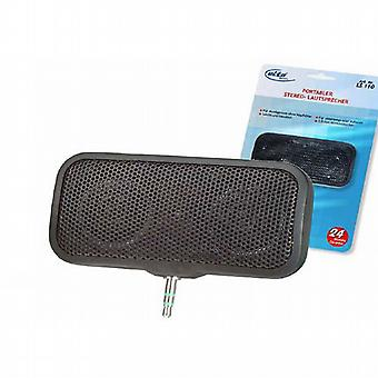Portable speaker for MP3, MP4. PC