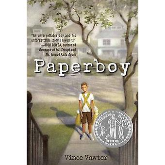 Paperboy by Vince Vawter - 9780307931511 Book