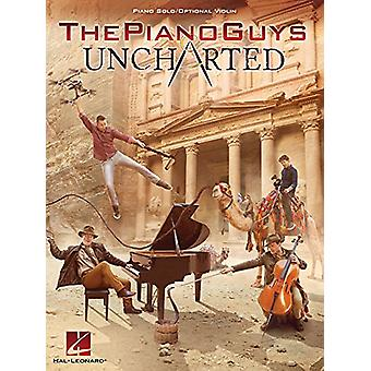 The Piano Guys - Uncharted - 9781495077135 Book