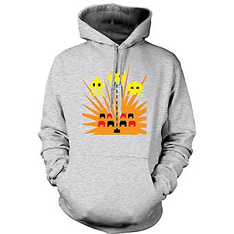 Kids Hoodie - Space Invaders - Game Over