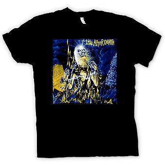 Kids T-shirt - Iron Maiden - Album Art - Live After Death