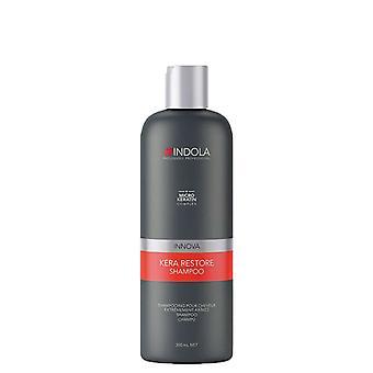 Indola Kera Ripristinare Shampoo 300ml
