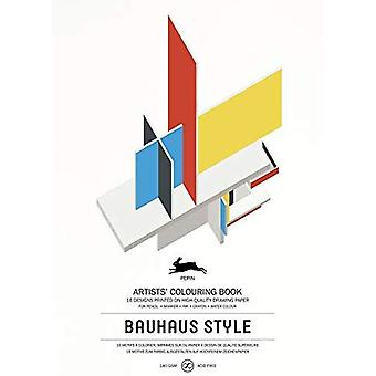 Bauhaus Style: Artists' Colouring Book