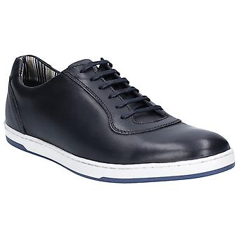 Base London Mens Hustle Softy Lace Up Trainer