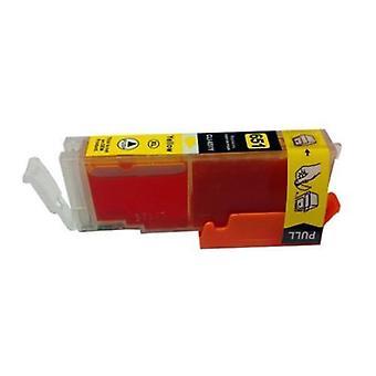CLI-651XL Yellow Compatible Inkjet Cartridge