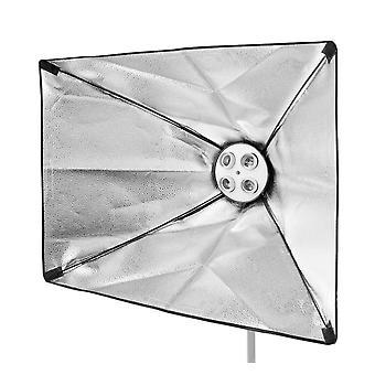 BRESSER SS-19 Softbox 60 x 90 cm für 4 Spirallampen