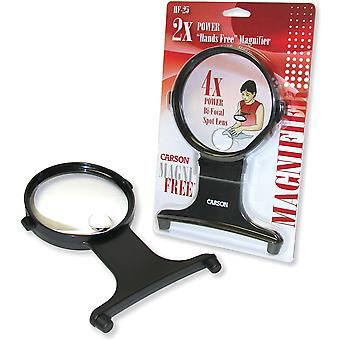 Magnifree Hands Free Magnifier Hf 25