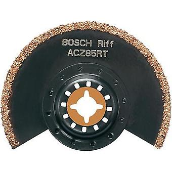 Carbide metal Semi circle blade 85 mm Bosch ACZ 85 RT 2608661642 Compatible with (multitool brand) Fein, Makita, Bosch